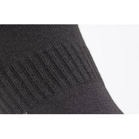Sealskinz Solo Quickdry Middelhoge Sokken, black/grey/white